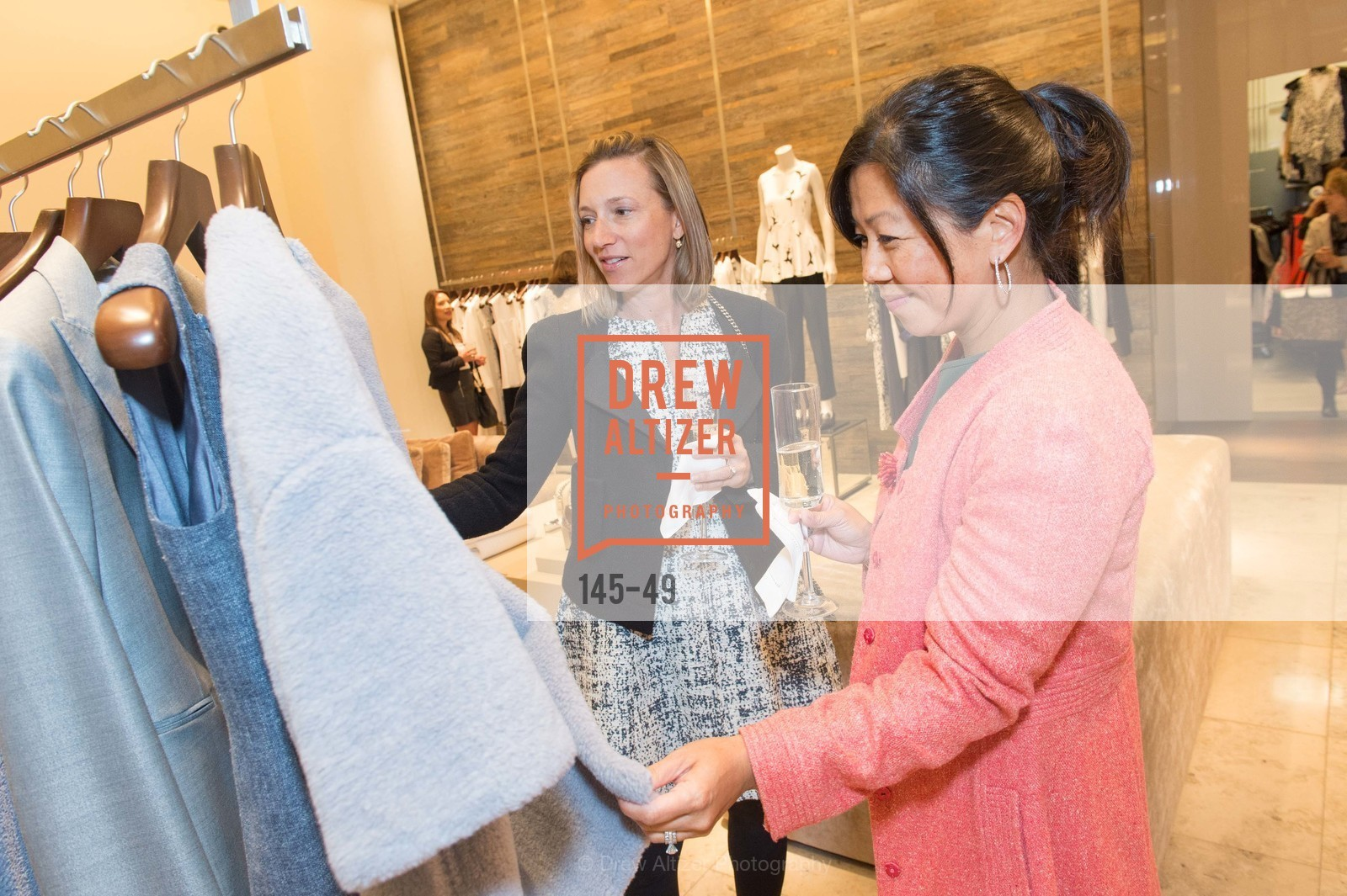 Stacey Silver, Wendy Fraser, Luncheon Hosted by Max Mara, Max Mara. 175 Post St, San Francisco, CA 94108, April 21st, 2015,Drew Altizer, Drew Altizer Photography, full-service agency, private events, San Francisco photographer, photographer california