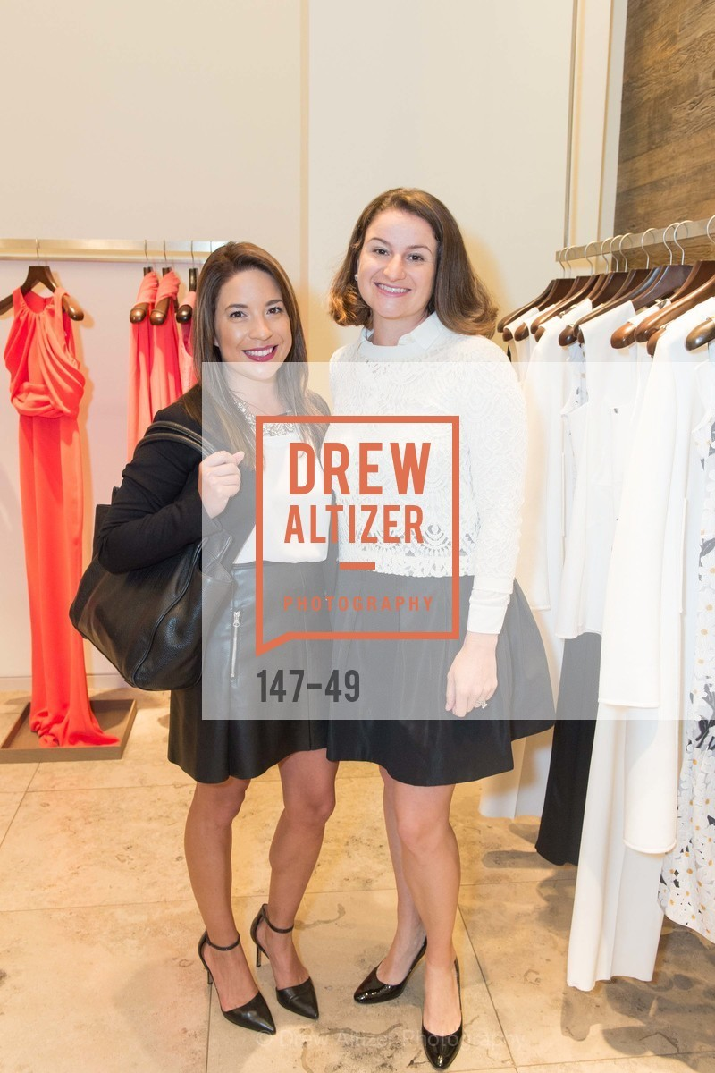 Michelle Balance, Jocelyn Corbett, Luncheon Hosted by Max Mara, Max Mara. 175 Post St, San Francisco, CA 94108, April 21st, 2015,Drew Altizer, Drew Altizer Photography, full-service agency, private events, San Francisco photographer, photographer california