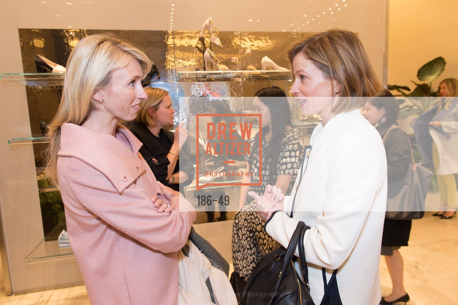 Marisa Reyna, Vickie Barret, Luncheon Hosted by Max Mara, Max Mara. 175 Post St, San Francisco, CA 94108, April 21st, 2015,Drew Altizer, Drew Altizer Photography, full-service agency, private events, San Francisco photographer, photographer california