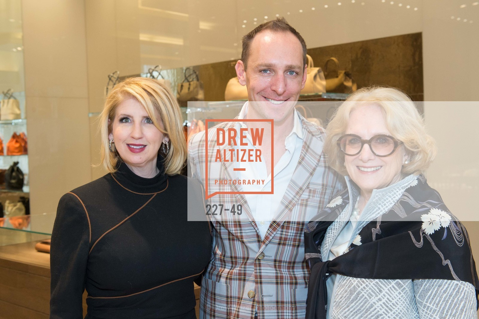 Roberta Economidis, Patrick Herning, Cynthia Molstad, Luncheon Hosted by Max Mara, Max Mara. 175 Post St, San Francisco, CA 94108, April 21st, 2015,Drew Altizer, Drew Altizer Photography, full-service agency, private events, San Francisco photographer, photographer california
