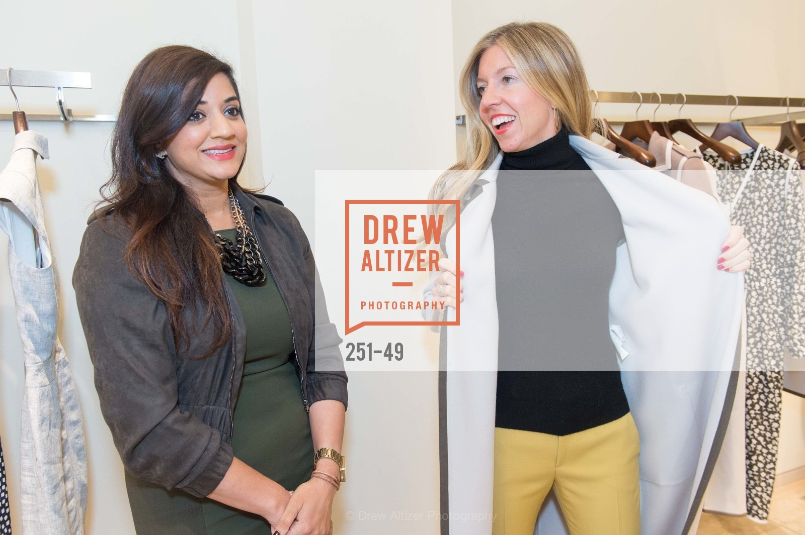 Priti Patel, Jane Gruber, Luncheon Hosted by Max Mara, Max Mara. 175 Post St, San Francisco, CA 94108, April 21st, 2015,Drew Altizer, Drew Altizer Photography, full-service agency, private events, San Francisco photographer, photographer california