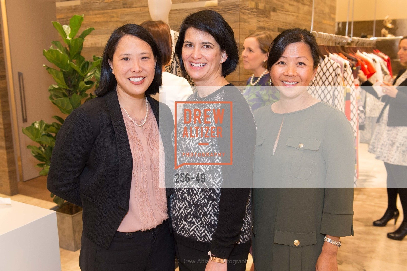 Adrianne Yamaki, Jennifer Bearline, Wendy Fraser, Luncheon Hosted by Max Mara, Max Mara. 175 Post St, San Francisco, CA 94108, April 21st, 2015,Drew Altizer, Drew Altizer Photography, full-service agency, private events, San Francisco photographer, photographer california