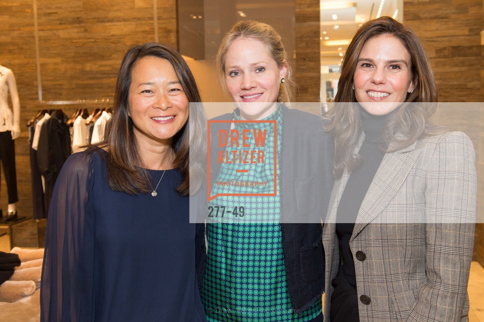 Jennifer Vander Marck, Camille Marks, Andrea Zola, Luncheon Hosted by Max Mara, Max Mara. 175 Post St, San Francisco, CA 94108, April 21st, 2015,Drew Altizer, Drew Altizer Photography, full-service event agency, private events, San Francisco photographer, photographer California