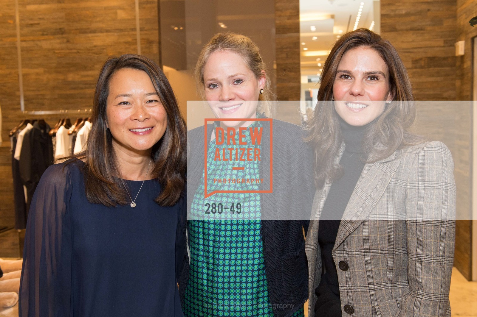 Jennifer Vander Marck, Camille Marks, Andrea Zola, Luncheon Hosted by Max Mara, Max Mara. 175 Post St, San Francisco, CA 94108, April 21st, 2015,Drew Altizer, Drew Altizer Photography, full-service agency, private events, San Francisco photographer, photographer california