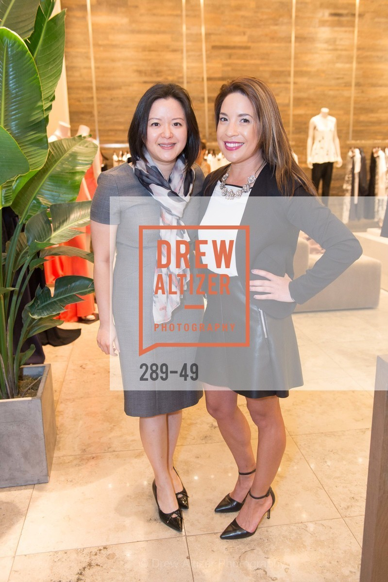 Renee Fung, Michelle Balance, Luncheon Hosted by Max Mara, Max Mara. 175 Post St, San Francisco, CA 94108, April 21st, 2015,Drew Altizer, Drew Altizer Photography, full-service agency, private events, San Francisco photographer, photographer california