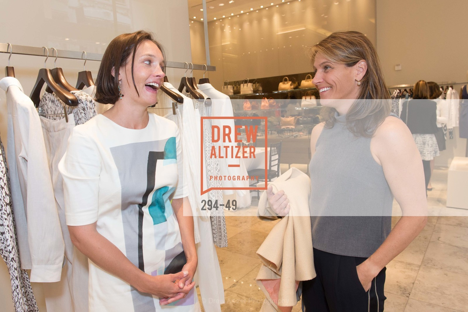 Betsy McDermott, Lee Sadrian, Luncheon Hosted by Max Mara, Max Mara. 175 Post St, San Francisco, CA 94108, April 21st, 2015,Drew Altizer, Drew Altizer Photography, full-service agency, private events, San Francisco photographer, photographer california