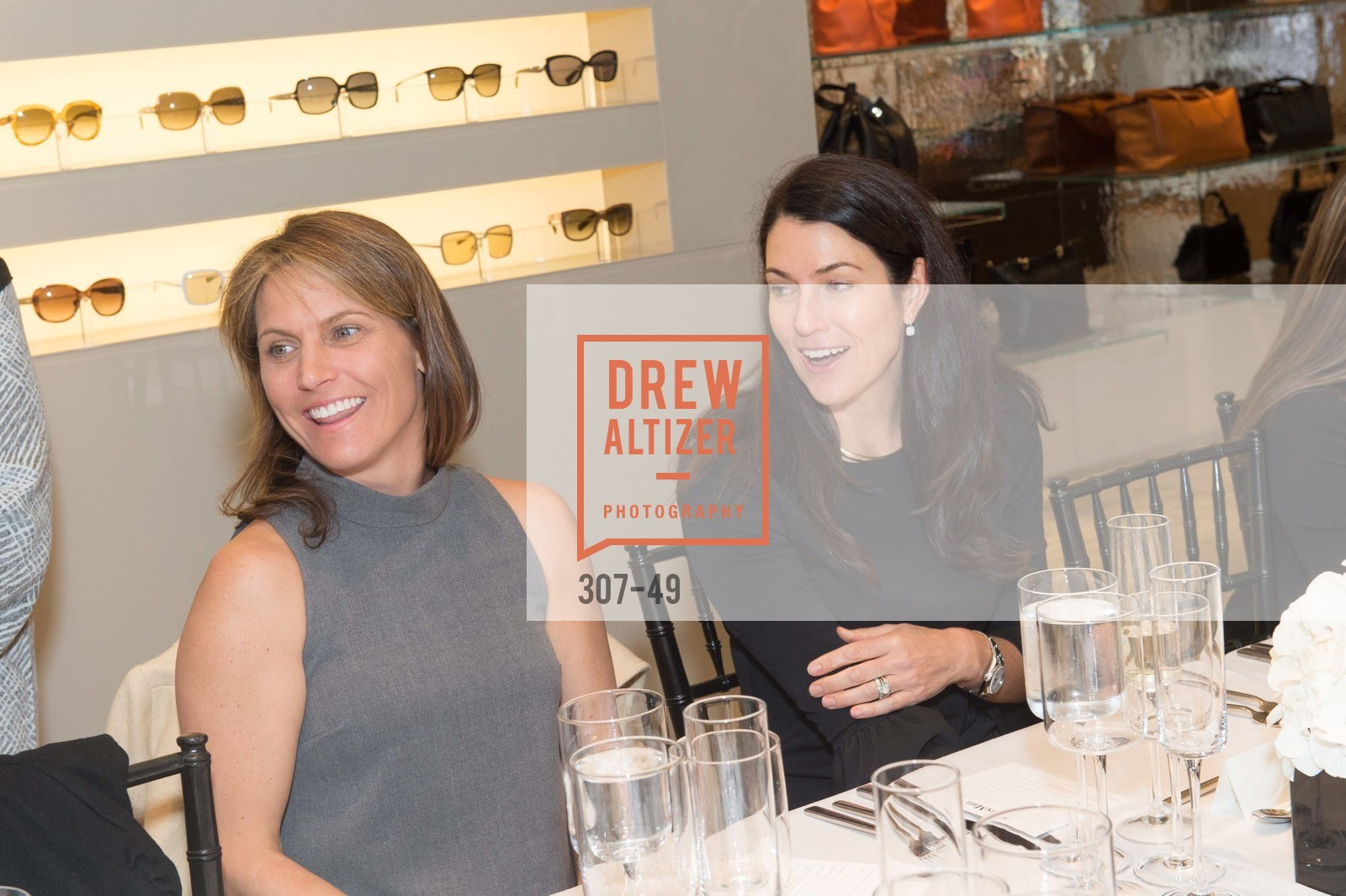 Lee Sadrian, Jen Hatfield, Luncheon Hosted by Max Mara, Max Mara. 175 Post St, San Francisco, CA 94108, April 21st, 2015,Drew Altizer, Drew Altizer Photography, full-service agency, private events, San Francisco photographer, photographer california
