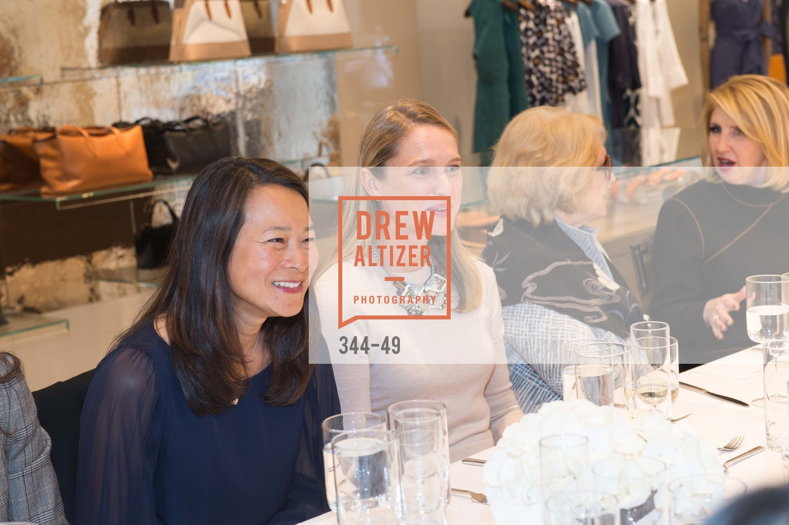 Jennifer Vander Marck, Ellie Pollak, Luncheon Hosted by Max Mara, Max Mara. 175 Post St, San Francisco, CA 94108, April 21st, 2015,Drew Altizer, Drew Altizer Photography, full-service agency, private events, San Francisco photographer, photographer california