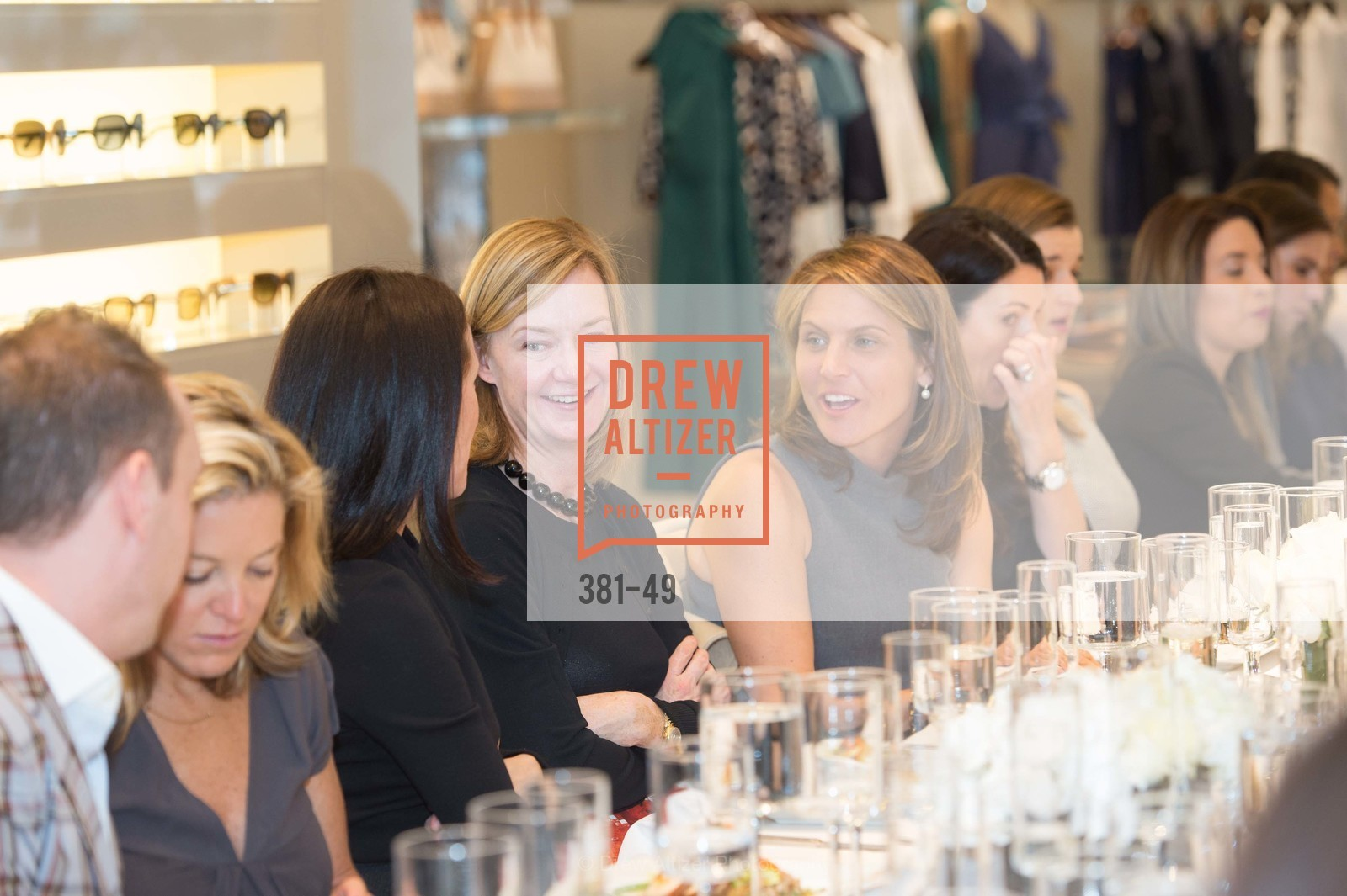 Katie Paige, Lee Sadrian, Luncheon Hosted by Max Mara, Max Mara. 175 Post St, San Francisco, CA 94108, April 21st, 2015,Drew Altizer, Drew Altizer Photography, full-service agency, private events, San Francisco photographer, photographer california