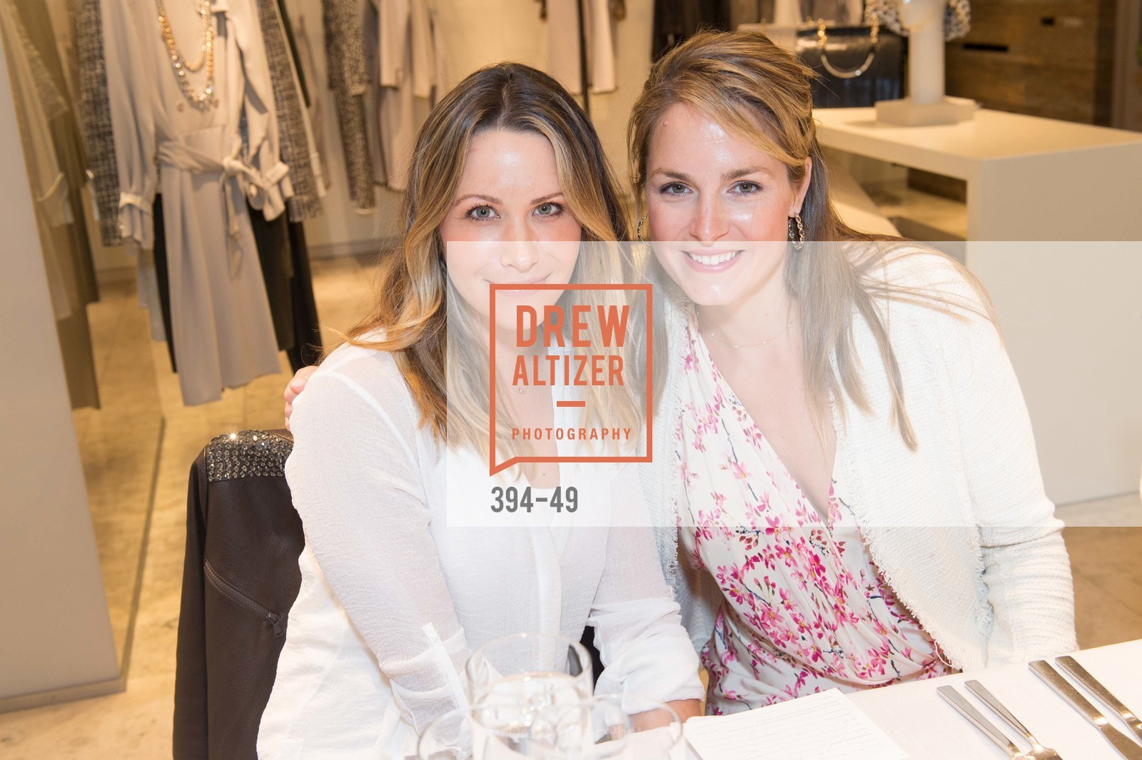 Kimberly Hyman, Ashley Wilcox, Luncheon Hosted by Max Mara, Max Mara. 175 Post St, San Francisco, CA 94108, April 21st, 2015,Drew Altizer, Drew Altizer Photography, full-service agency, private events, San Francisco photographer, photographer california