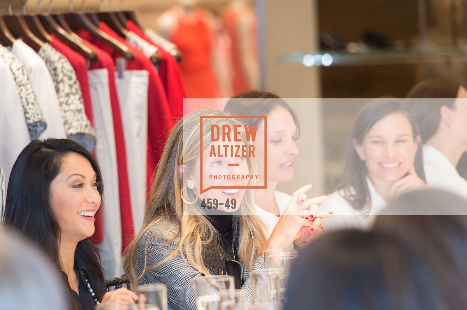 Demi Seguritan, Jane Gruber, Luncheon Hosted by Max Mara, Max Mara. 175 Post St, San Francisco, CA 94108, April 21st, 2015,Drew Altizer, Drew Altizer Photography, full-service agency, private events, San Francisco photographer, photographer california