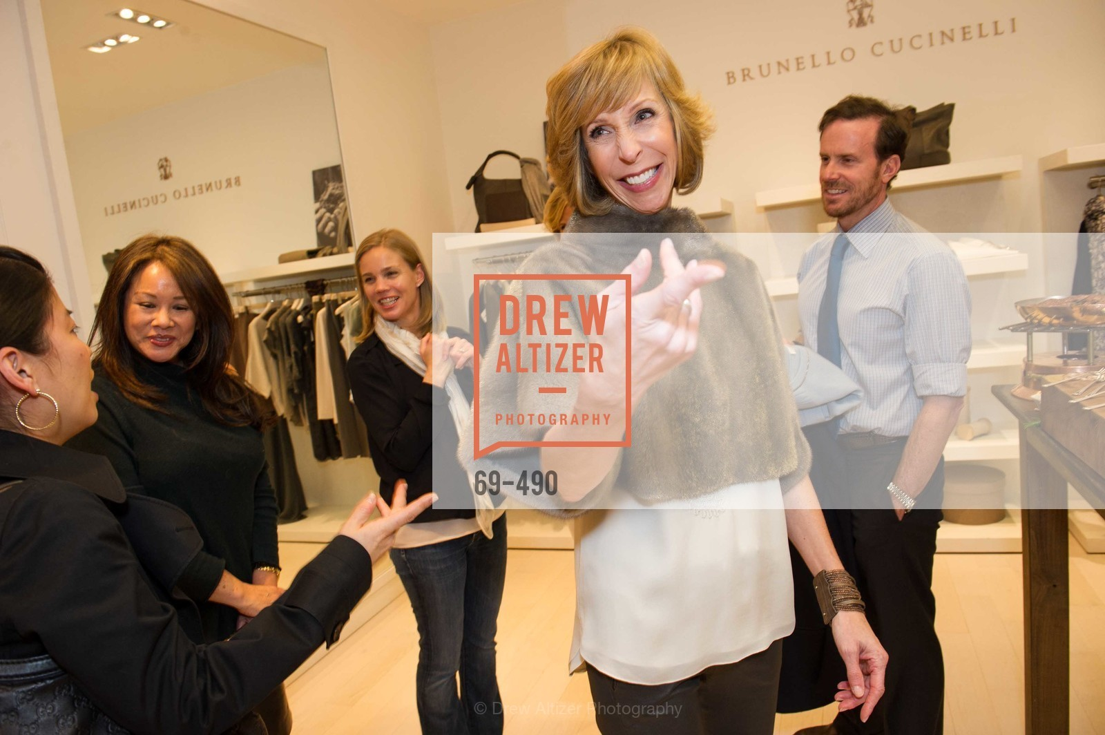 Nancy Kukacka, Nancy Kukacka Hosts Brunello Cucinelli at SAKS FIFTH AVENUE Benefitting New Door Ventures, US. The Battery, April 2nd, 2014,Drew Altizer, Drew Altizer Photography, full-service agency, private events, San Francisco photographer, photographer california