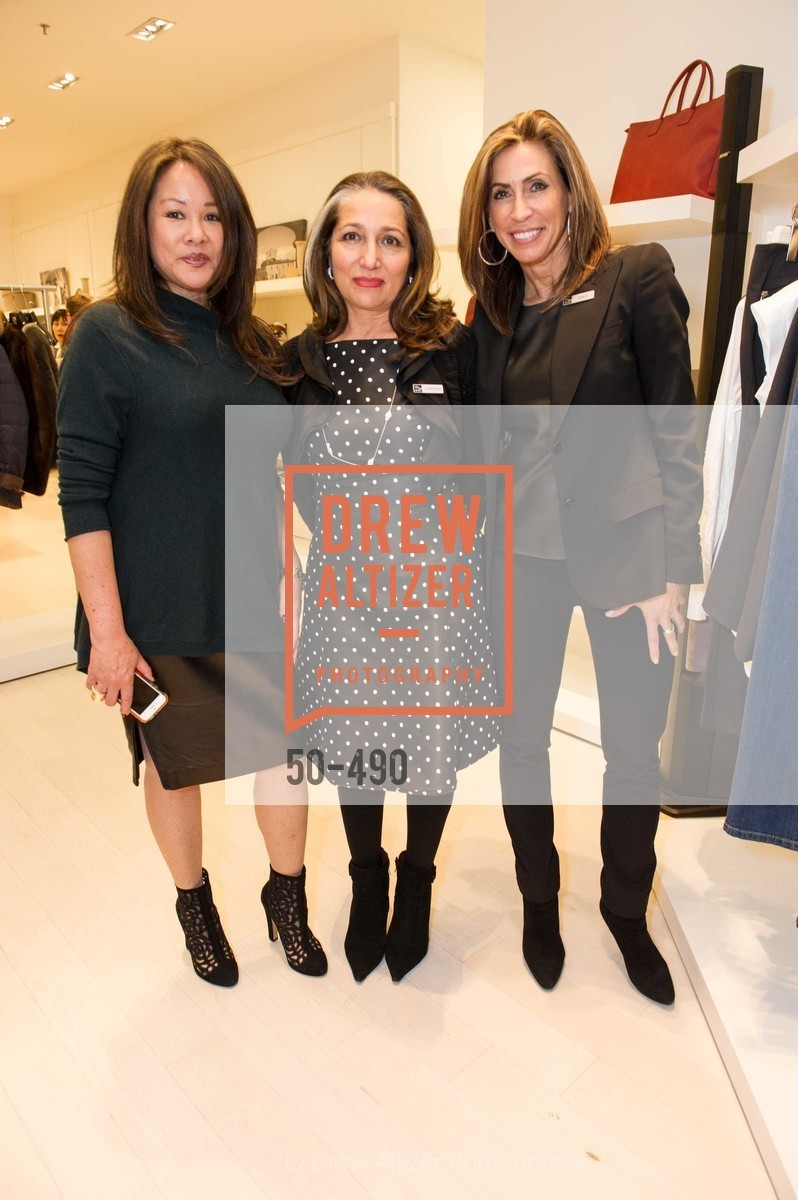Serena McNamee, Josephine Kathan, Nancy Kukacka Hosts Brunello Cucinelli at SAKS FIFTH AVENUE Benefitting New Door Ventures, US. The Battery, April 2nd, 2014,Drew Altizer, Drew Altizer Photography, full-service agency, private events, San Francisco photographer, photographer california