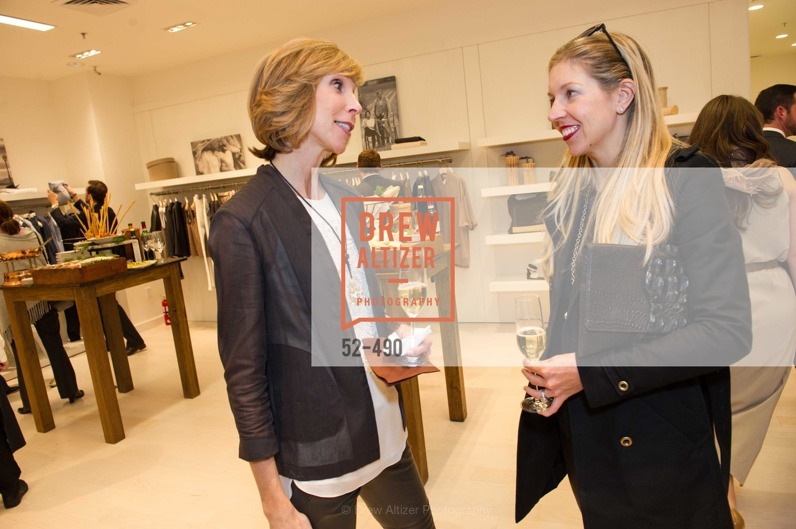 Nancy Kukacka, Jane Gruber, Nancy Kukacka Hosts Brunello Cucinelli at SAKS FIFTH AVENUE Benefitting New Door Ventures, US. The Battery, April 2nd, 2014,Drew Altizer, Drew Altizer Photography, full-service agency, private events, San Francisco photographer, photographer california