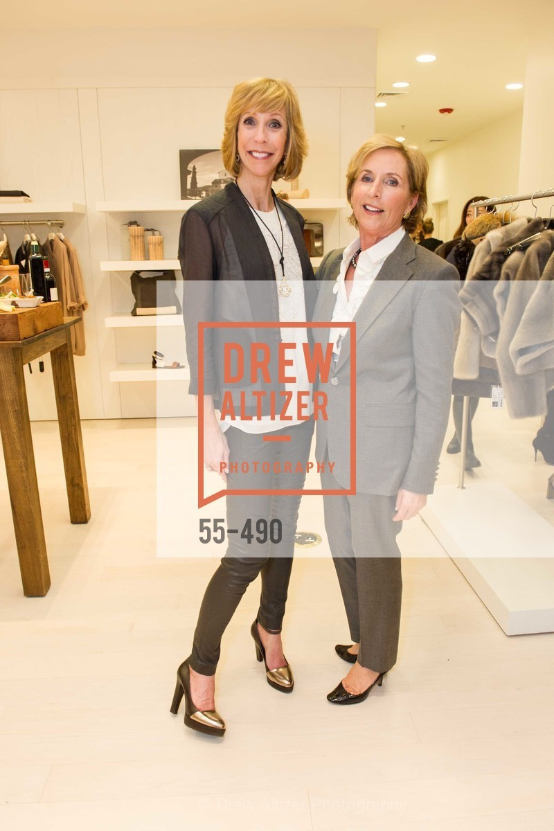 Nancy Kukacka, Carol Daniel, Nancy Kukacka Hosts Brunello Cucinelli at SAKS FIFTH AVENUE Benefitting New Door Ventures, US. The Battery, April 2nd, 2014,Drew Altizer, Drew Altizer Photography, full-service agency, private events, San Francisco photographer, photographer california