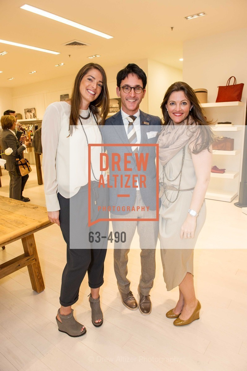 Samantha Wood, James Krohn, Alicia Sabella, Nancy Kukacka Hosts Brunello Cucinelli at SAKS FIFTH AVENUE Benefitting New Door Ventures, US. The Battery, April 2nd, 2014,Drew Altizer, Drew Altizer Photography, full-service agency, private events, San Francisco photographer, photographer california
