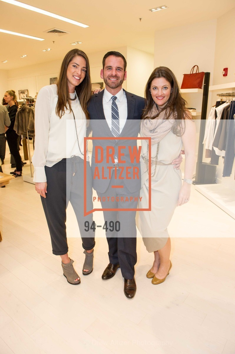 Samantha Wood, Ryan Williams, Alicia Sabella, Nancy Kukacka Hosts Brunello Cucinelli at SAKS FIFTH AVENUE Benefitting New Door Ventures, US. The Battery, April 2nd, 2014,Drew Altizer, Drew Altizer Photography, full-service agency, private events, San Francisco photographer, photographer california