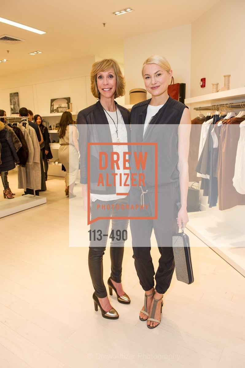 Nancy Kukacka, Rosa Korhonen, Nancy Kukacka Hosts Brunello Cucinelli at SAKS FIFTH AVENUE Benefitting New Door Ventures, US. The Battery, April 2nd, 2014,Drew Altizer, Drew Altizer Photography, full-service agency, private events, San Francisco photographer, photographer california