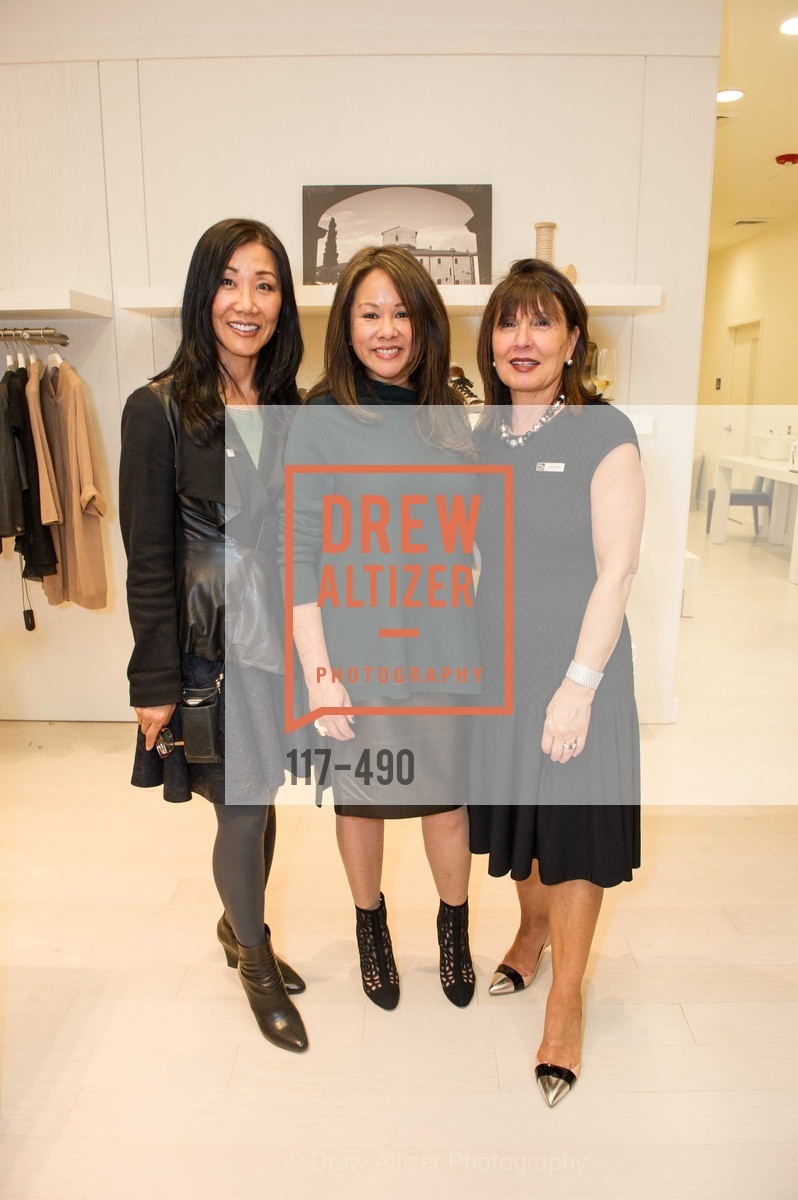 Kate Jung, Serena McNamee, Joanna Haber, Nancy Kukacka Hosts Brunello Cucinelli at SAKS FIFTH AVENUE Benefitting New Door Ventures, US. The Battery, April 2nd, 2014,Drew Altizer, Drew Altizer Photography, full-service agency, private events, San Francisco photographer, photographer california