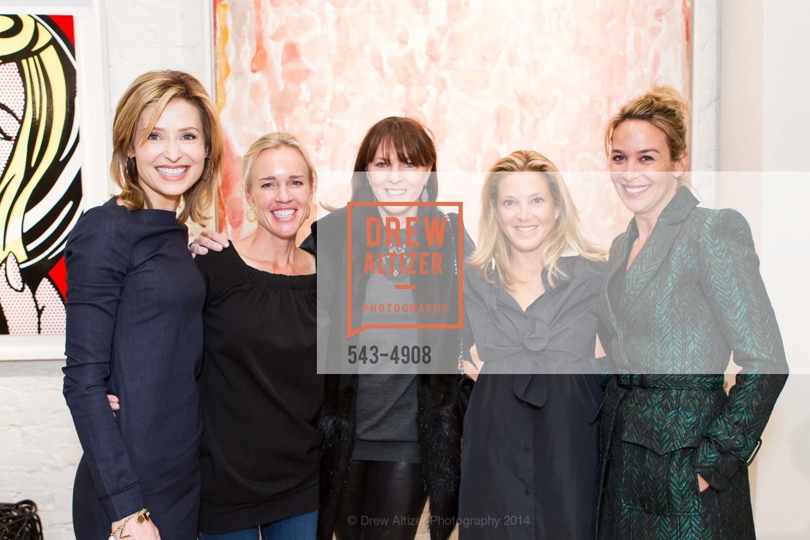 Kate Harbin, Heidi Castelein, Allison Speer, Kathryn Lasater, Hillary Thomas, Photo #543-4908