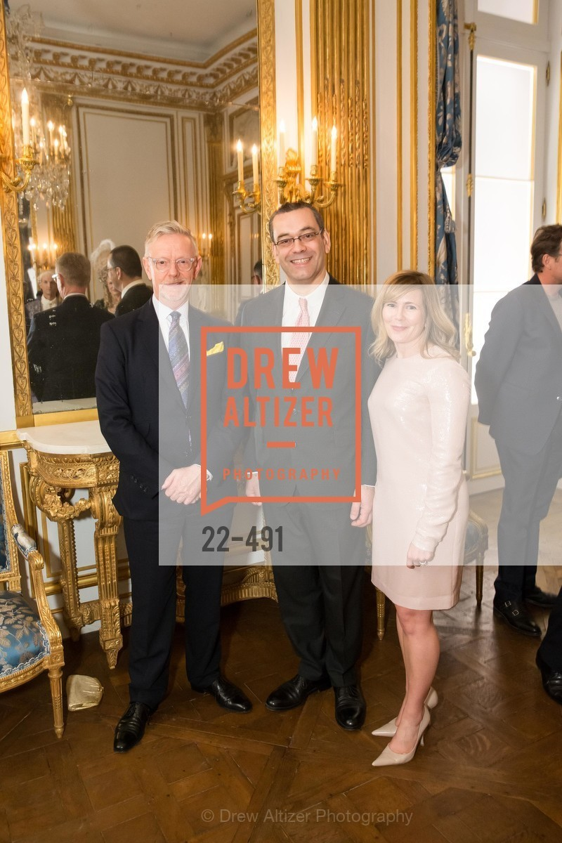 Martin Chapman, Xavier Bonnet, Maria Santangelo, The Salon Doré from the Hôtel de La Trémoille Donor Opening, US. Legion of Honor, April 2nd, 2014,Drew Altizer, Drew Altizer Photography, full-service event agency, private events, San Francisco photographer, photographer California