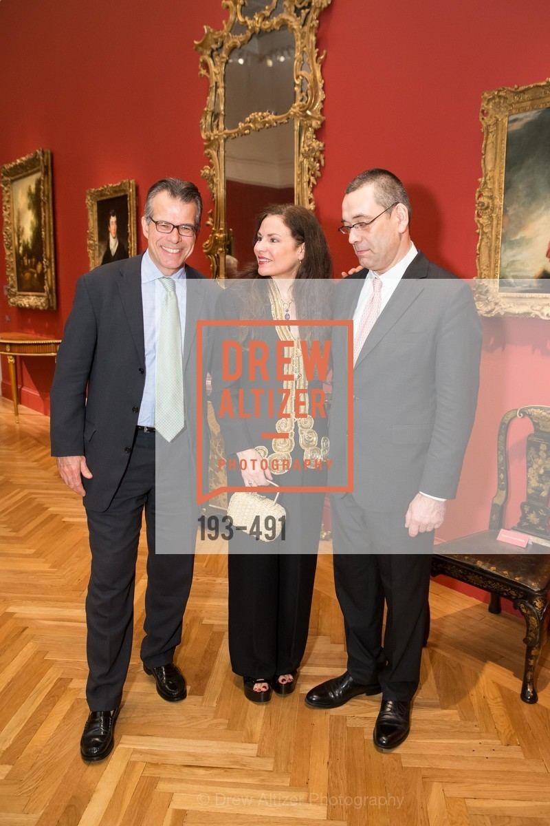 Ulrich Leben, Susan Doherty, Xaiver Bonnet, The Salon Doré from the Hôtel de La Trémoille Donor Opening, US. Legion of Honor, April 2nd, 2014,Drew Altizer, Drew Altizer Photography, full-service agency, private events, San Francisco photographer, photographer california