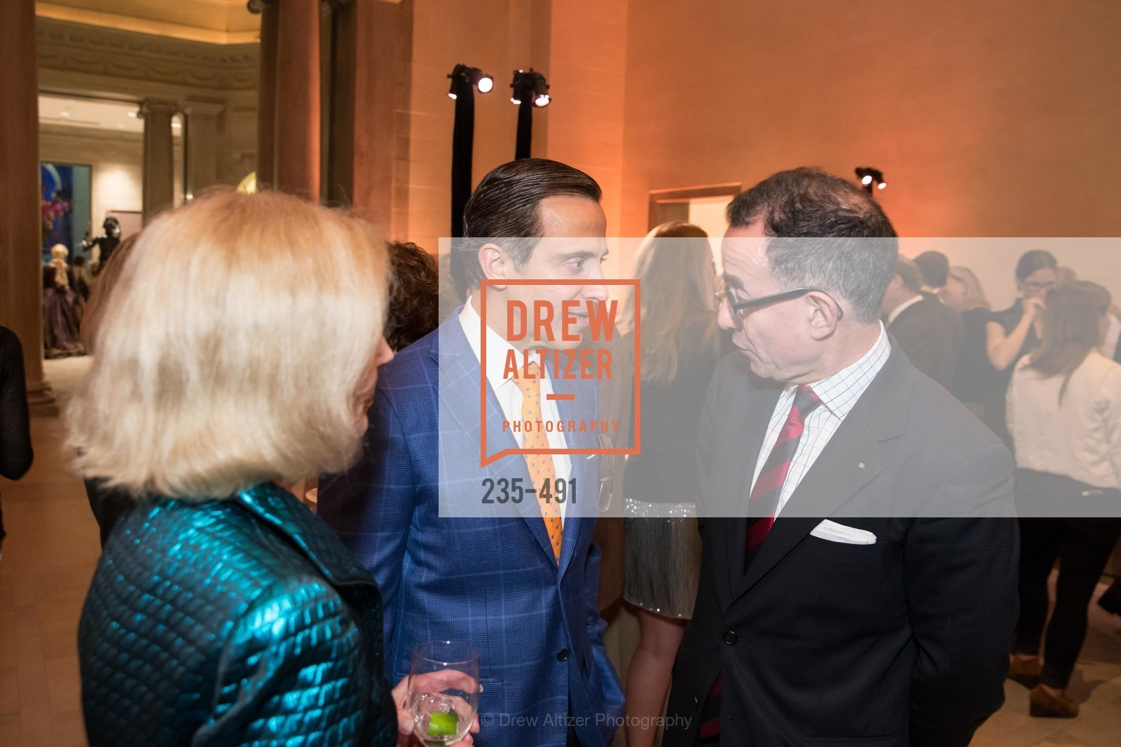 Alan Malouf, Colin Bailey, The Salon Doré from the Hôtel de La Trémoille Donor Opening, US. Legion of Honor, April 2nd, 2014,Drew Altizer, Drew Altizer Photography, full-service agency, private events, San Francisco photographer, photographer california