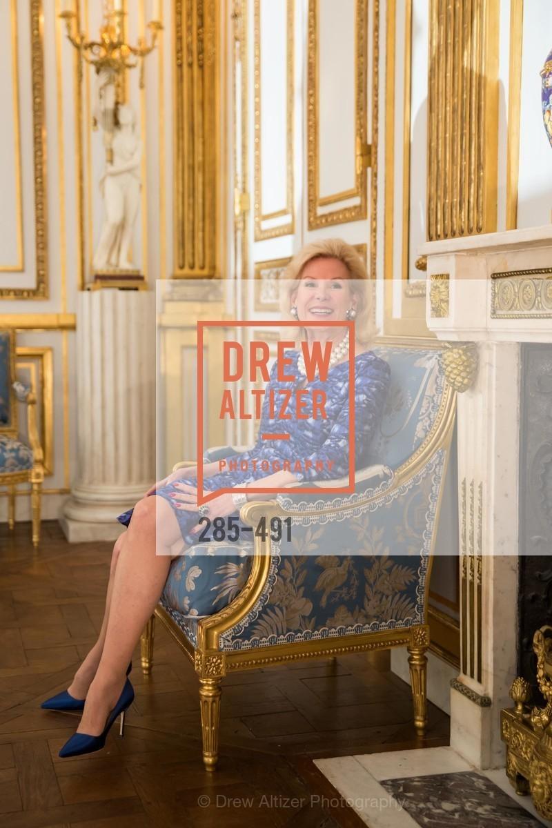 Dede Wilsey, The Salon Doré from the Hôtel de La Trémoille Donor Opening, US. Legion of Honor, April 2nd, 2014,Drew Altizer, Drew Altizer Photography, full-service agency, private events, San Francisco photographer, photographer california