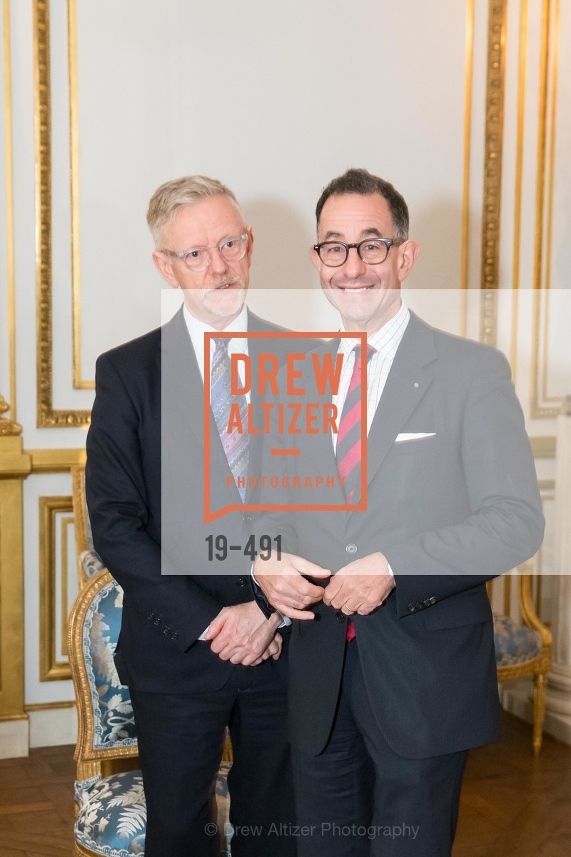 Martin Chapman, Colin Bailey, The Salon Doré from the Hôtel de La Trémoille Donor Opening, US. Legion of Honor, April 2nd, 2014,Drew Altizer, Drew Altizer Photography, full-service agency, private events, San Francisco photographer, photographer california