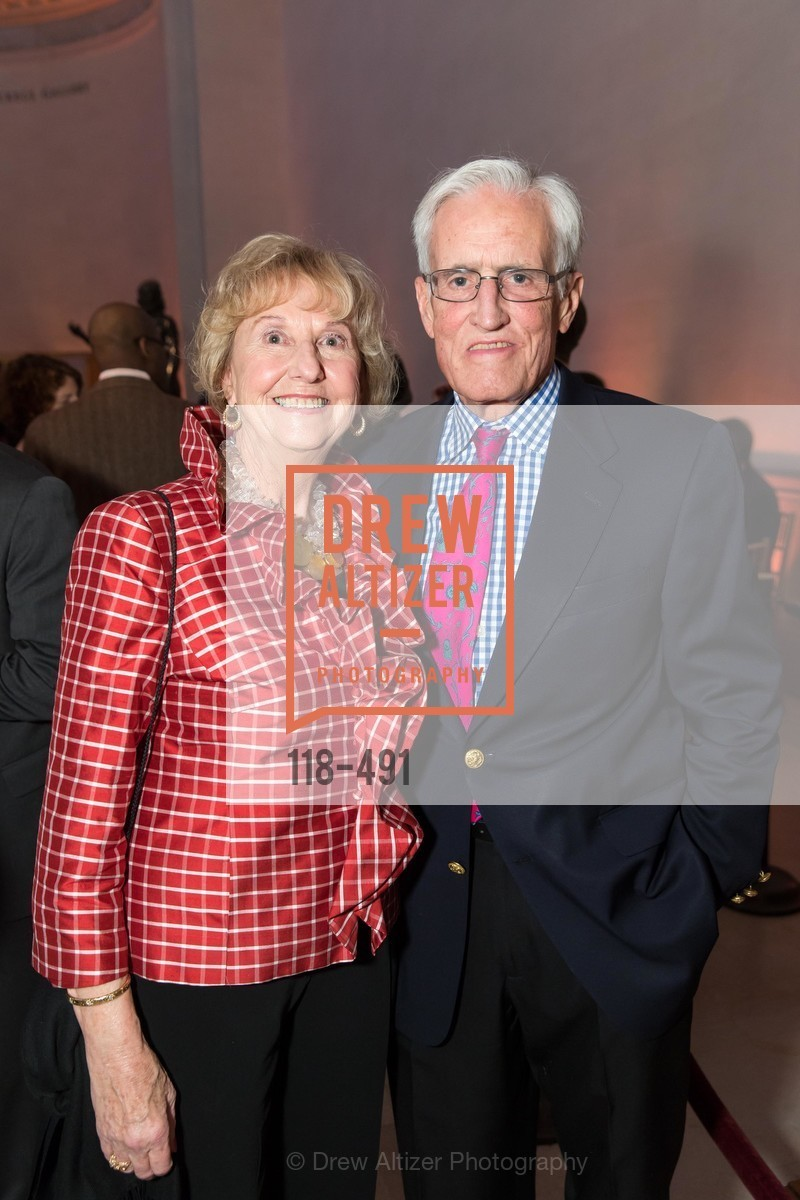 Judith Heuser, Fred Heuser, The Salon Doré from the Hôtel de La Trémoille Donor Opening, US. Legion of Honor, April 2nd, 2014,Drew Altizer, Drew Altizer Photography, full-service agency, private events, San Francisco photographer, photographer california