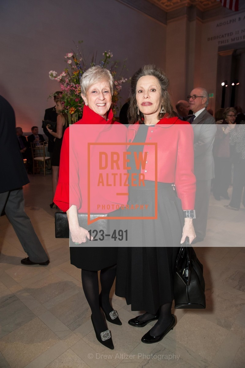 Nancy Livingston, Francoise Skurman, The Salon Doré from the Hôtel de La Trémoille Donor Opening, US. Legion of Honor, April 2nd, 2014,Drew Altizer, Drew Altizer Photography, full-service agency, private events, San Francisco photographer, photographer california