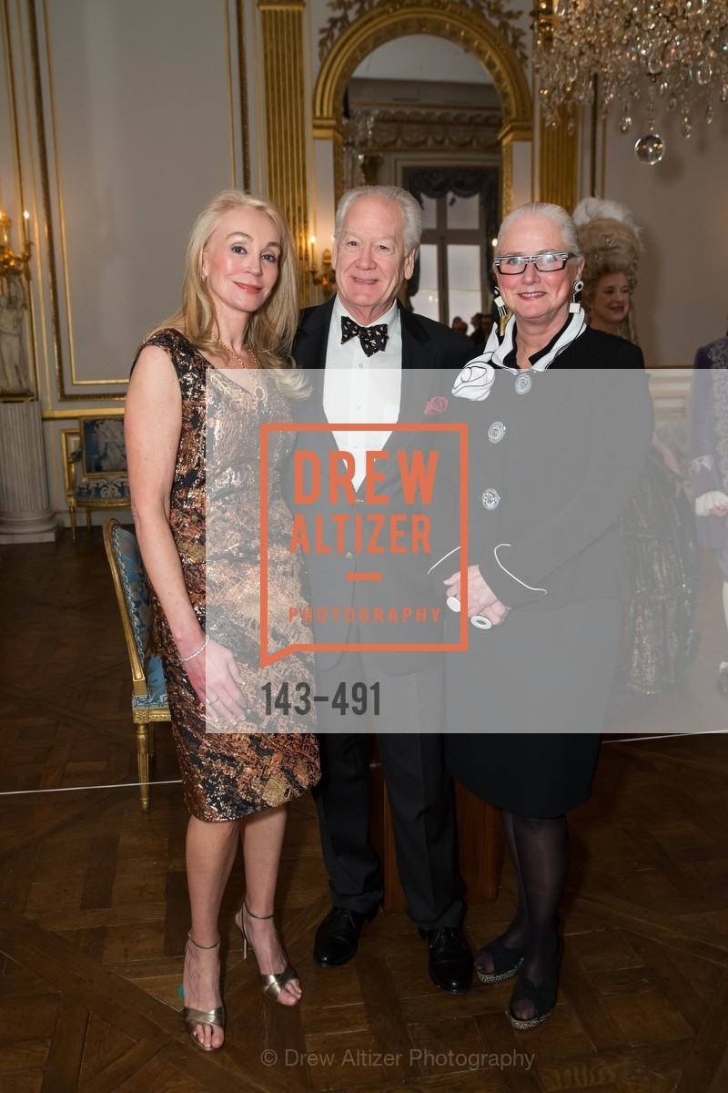 Giselle Anna Parry, Marc Cruciger, Quita Cruciger, The Salon Doré from the Hôtel de La Trémoille Donor Opening, US. Legion of Honor, April 2nd, 2014,Drew Altizer, Drew Altizer Photography, full-service agency, private events, San Francisco photographer, photographer california