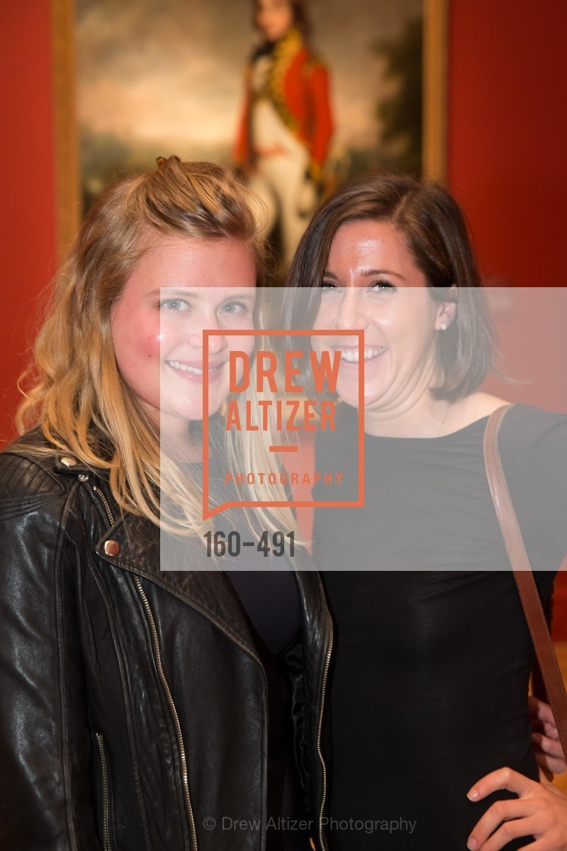 Julia Yasser, Lucy Rose Taylor, The Salon Doré from the Hôtel de La Trémoille Donor Opening, US. Legion of Honor, April 2nd, 2014,Drew Altizer, Drew Altizer Photography, full-service agency, private events, San Francisco photographer, photographer california