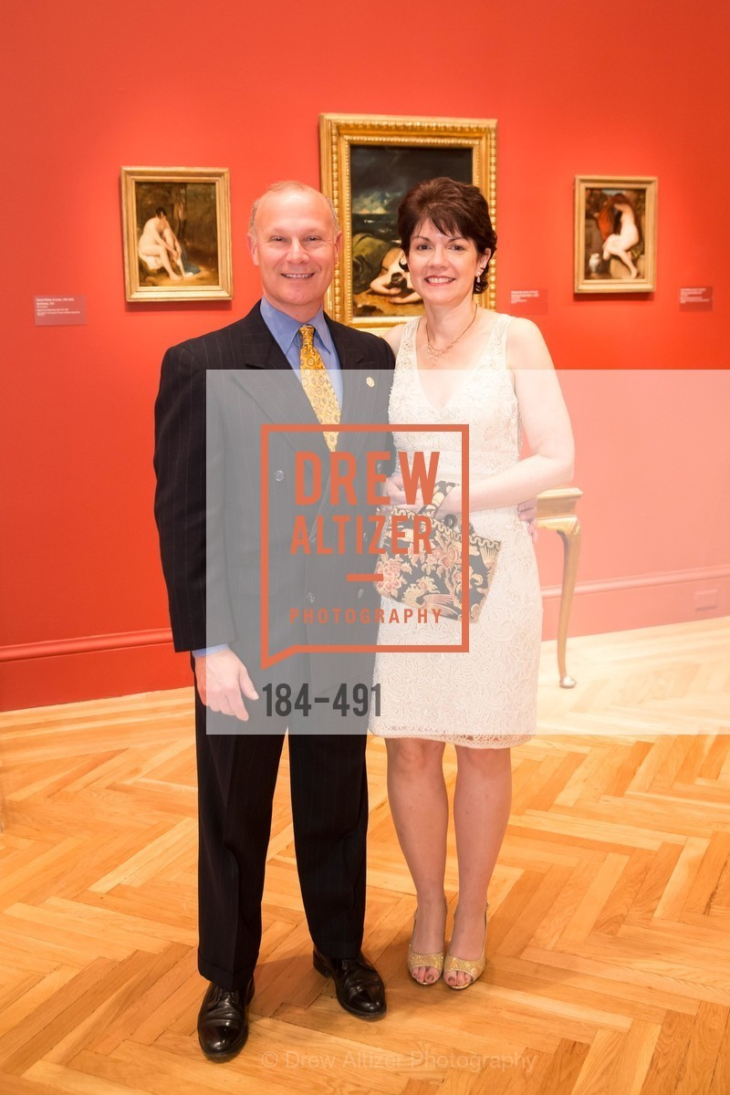 Bruce Bourne, Megan Bourne, The Salon Doré from the Hôtel de La Trémoille Donor Opening, US. Legion of Honor, April 2nd, 2014
