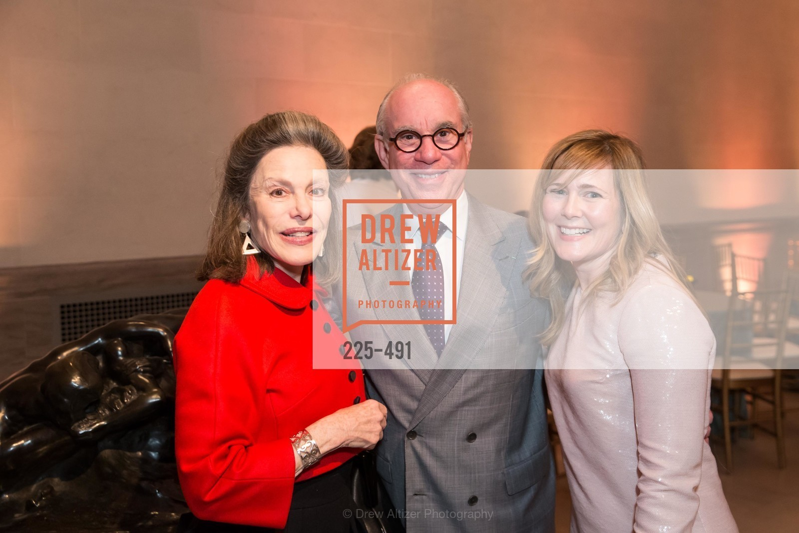 Francoise Skurman, Andrew Skurman, Maria Santangelo, The Salon Doré from the Hôtel de La Trémoille Donor Opening, US. Legion of Honor, April 2nd, 2014,Drew Altizer, Drew Altizer Photography, full-service agency, private events, San Francisco photographer, photographer california