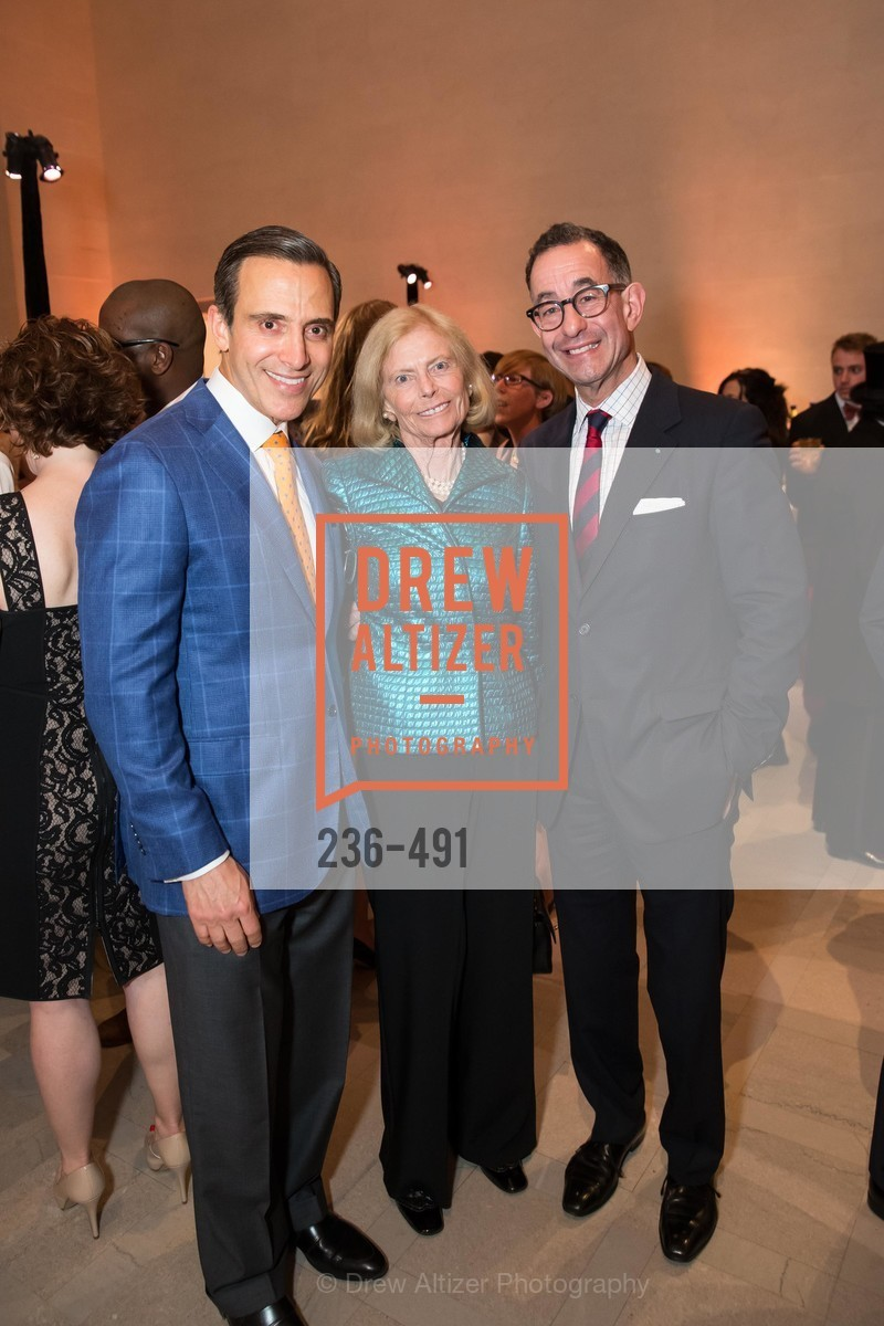 Alan Malouf, Marion Cope, Colin Bailey, The Salon Doré from the Hôtel de La Trémoille Donor Opening, US. Legion of Honor, April 2nd, 2014,Drew Altizer, Drew Altizer Photography, full-service event agency, private events, San Francisco photographer, photographer California