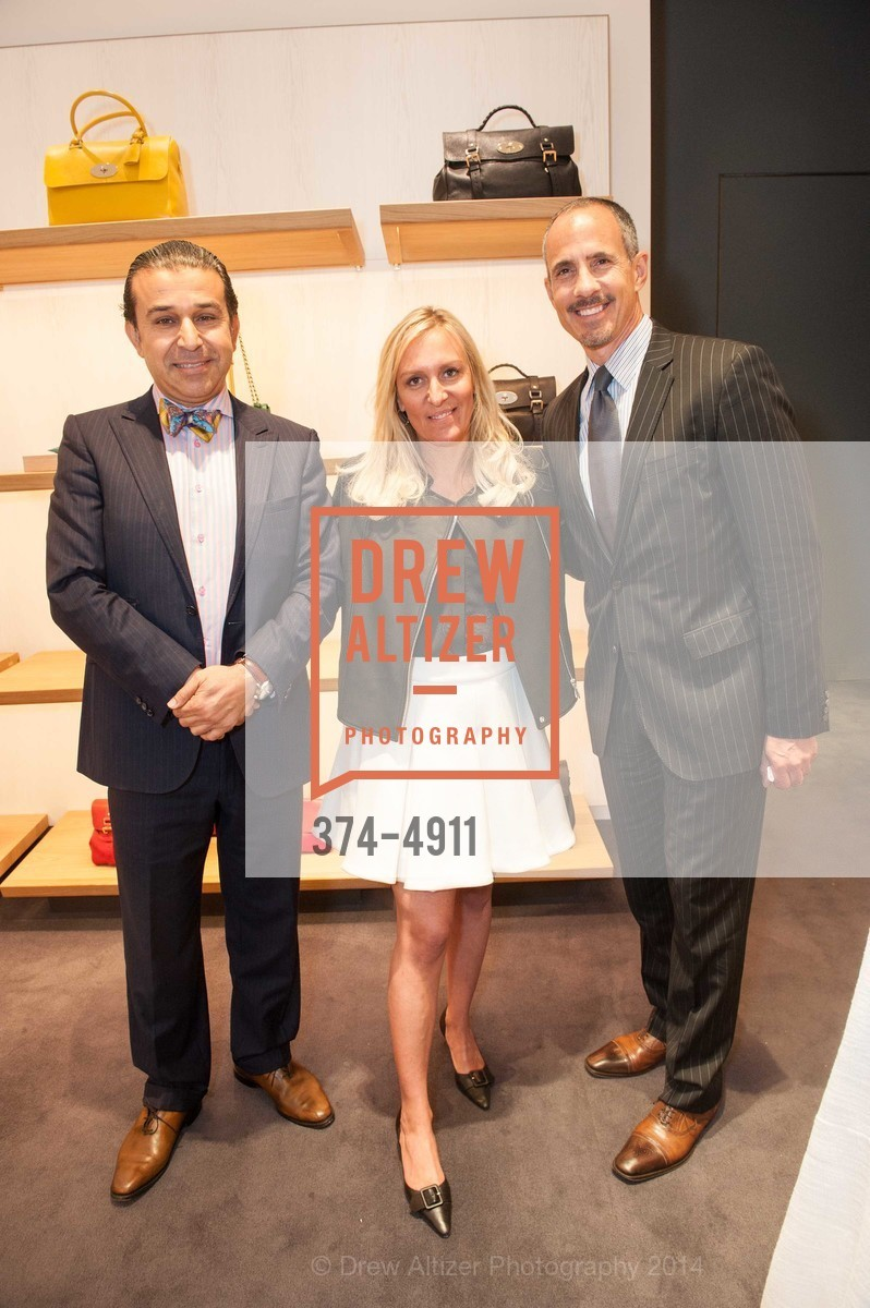 Franco Uomo, Elizabeth Reid, Carl Barbato, Photo #374-4911