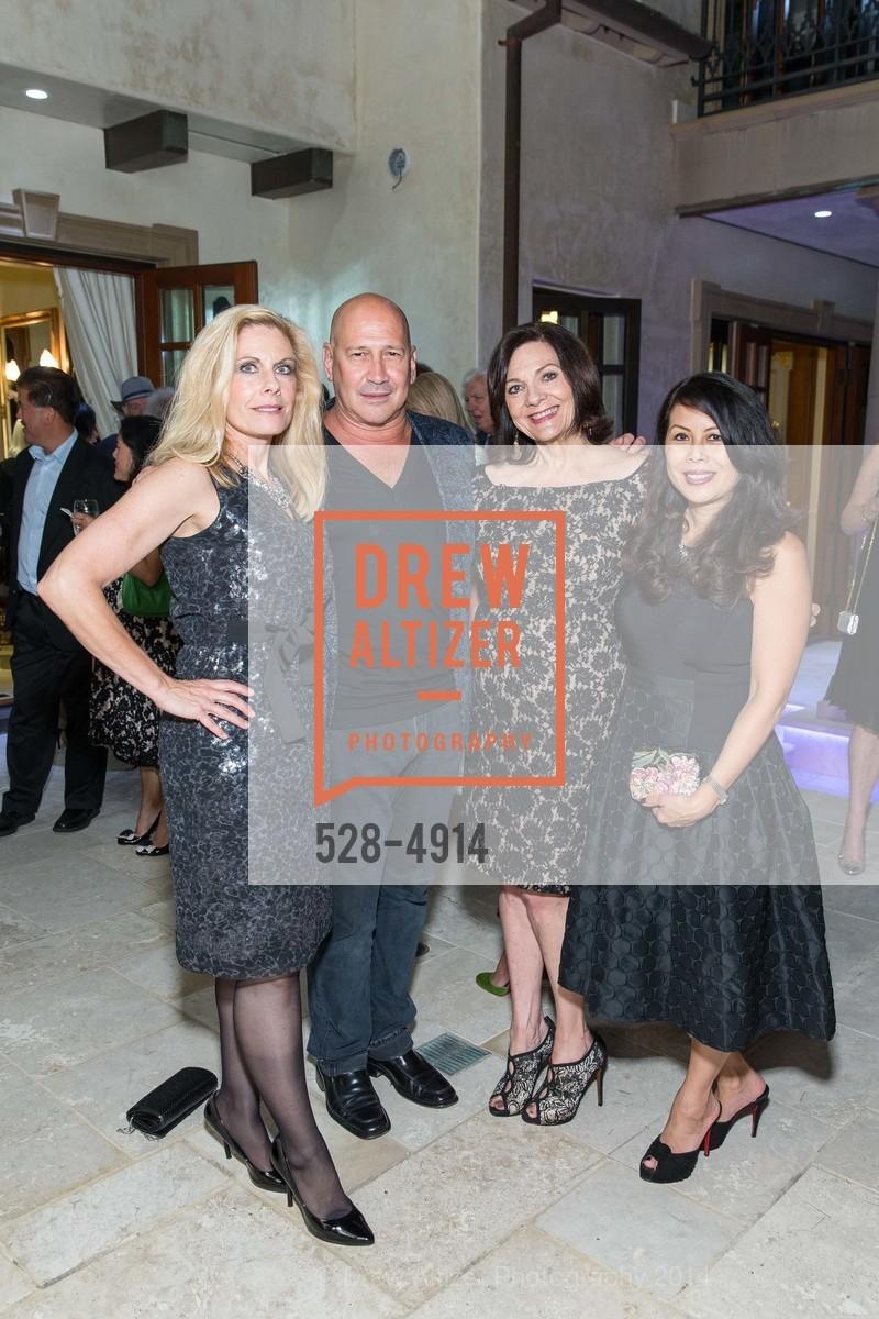 Jacqueline Jacoby, Carmen Marc Valvo, Sharon Seto, Photo #528-4914