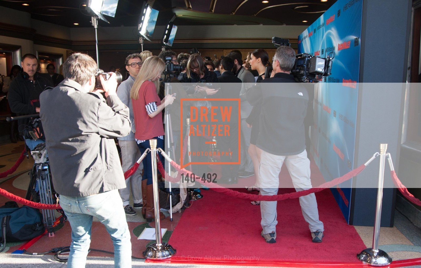 Atmosphere, HBO Original Series 'Silicon Valley' Bay Area Premiere, US. US, April 2nd, 2014,Drew Altizer, Drew Altizer Photography, full-service agency, private events, San Francisco photographer, photographer california