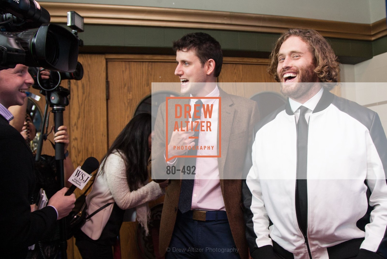 Zach Woods, TJ Miller, HBO Original Series 'Silicon Valley' Bay Area Premiere, US. US, April 2nd, 2014,Drew Altizer, Drew Altizer Photography, full-service agency, private events, San Francisco photographer, photographer california