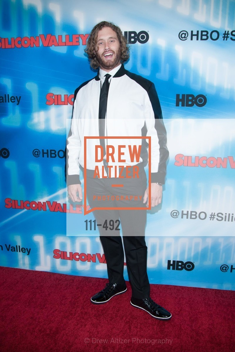 TJ Miller, HBO Original Series 'Silicon Valley' Bay Area Premiere, US. US, April 2nd, 2014,Drew Altizer, Drew Altizer Photography, full-service event agency, private events, San Francisco photographer, photographer California