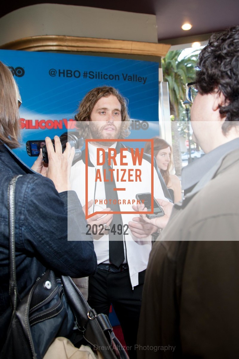 TJ Miller, HBO Original Series 'Silicon Valley' Bay Area Premiere, US. US, April 2nd, 2014,Drew Altizer, Drew Altizer Photography, full-service agency, private events, San Francisco photographer, photographer california
