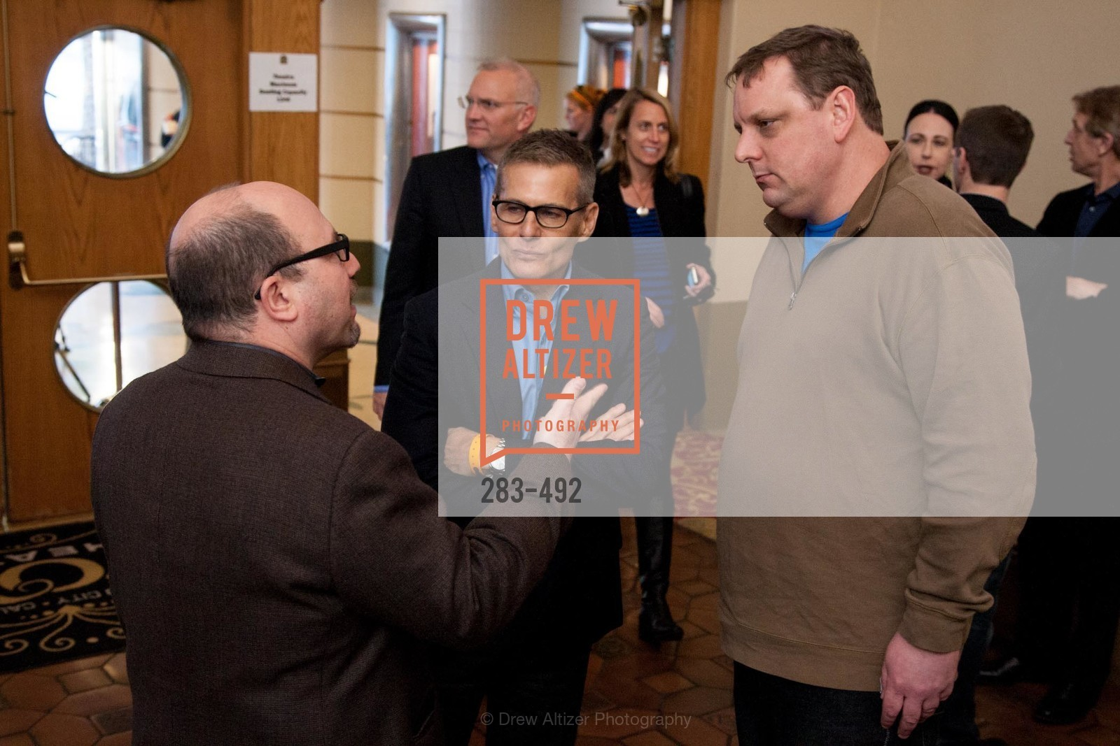 Michael Lombardo, Michael Errington, Craig Newmark, HBO Original Series 'Silicon Valley' Bay Area Premiere, US. US, April 2nd, 2014,Drew Altizer, Drew Altizer Photography, full-service agency, private events, San Francisco photographer, photographer california