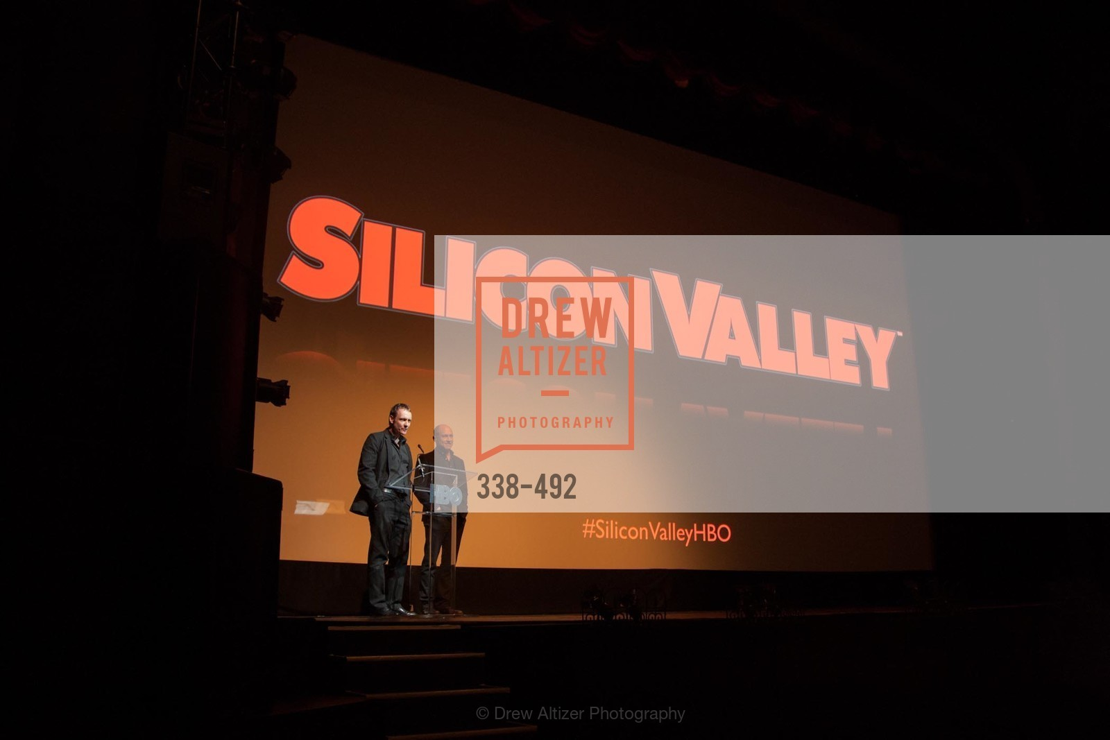 Alec Breg, Mike Judge, HBO Original Series 'Silicon Valley' Bay Area Premiere, US. US, April 2nd, 2014,Drew Altizer, Drew Altizer Photography, full-service agency, private events, San Francisco photographer, photographer california