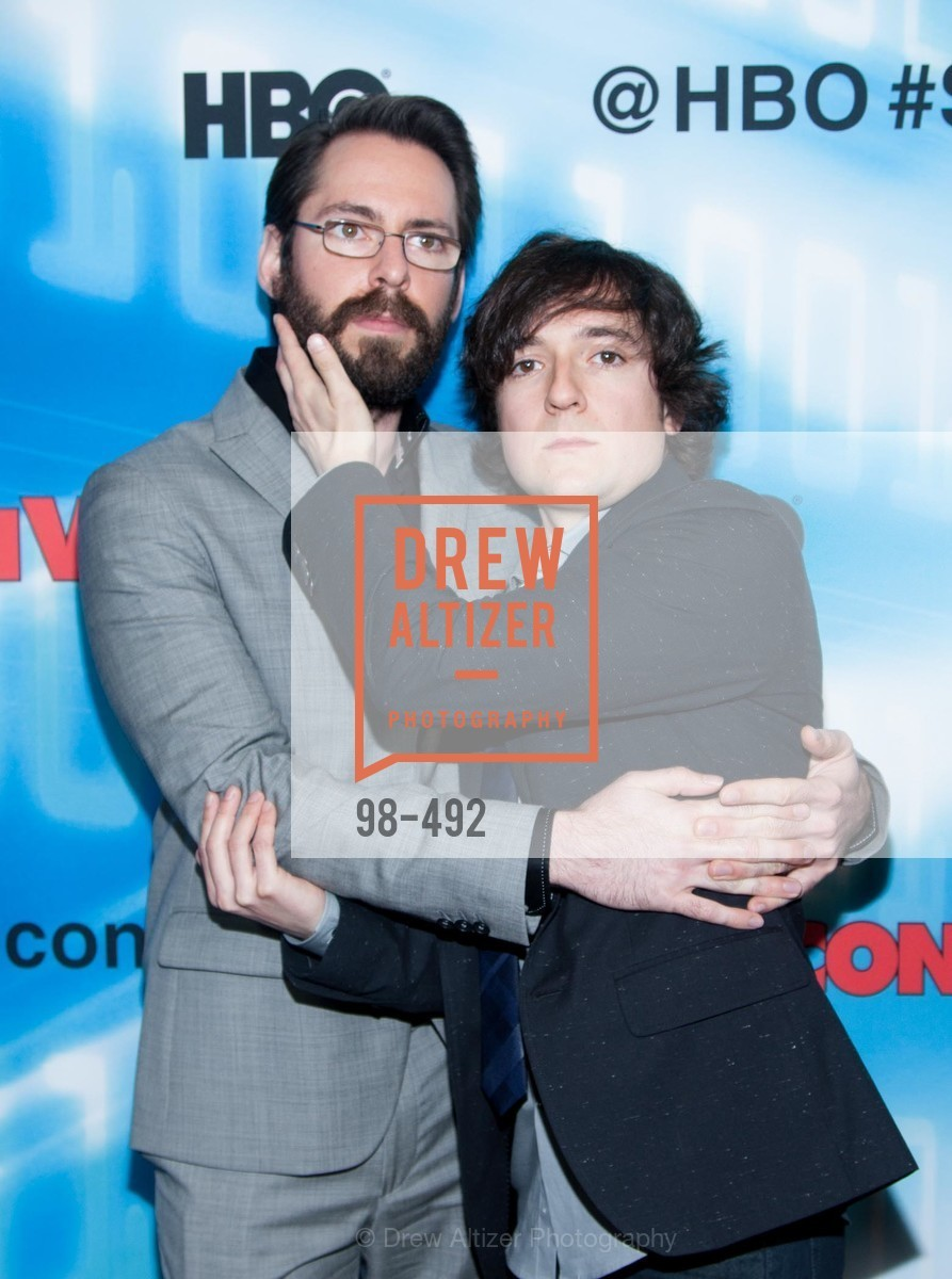 Martin Starr, Josh Brener, HBO Original Series 'Silicon Valley' Bay Area Premiere, US. US, April 2nd, 2014
