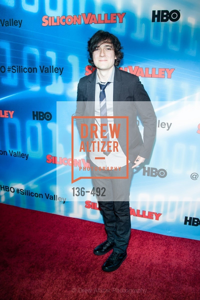 Josh Brener, HBO Original Series 'Silicon Valley' Bay Area Premiere, US. US, April 2nd, 2014,Drew Altizer, Drew Altizer Photography, full-service agency, private events, San Francisco photographer, photographer california