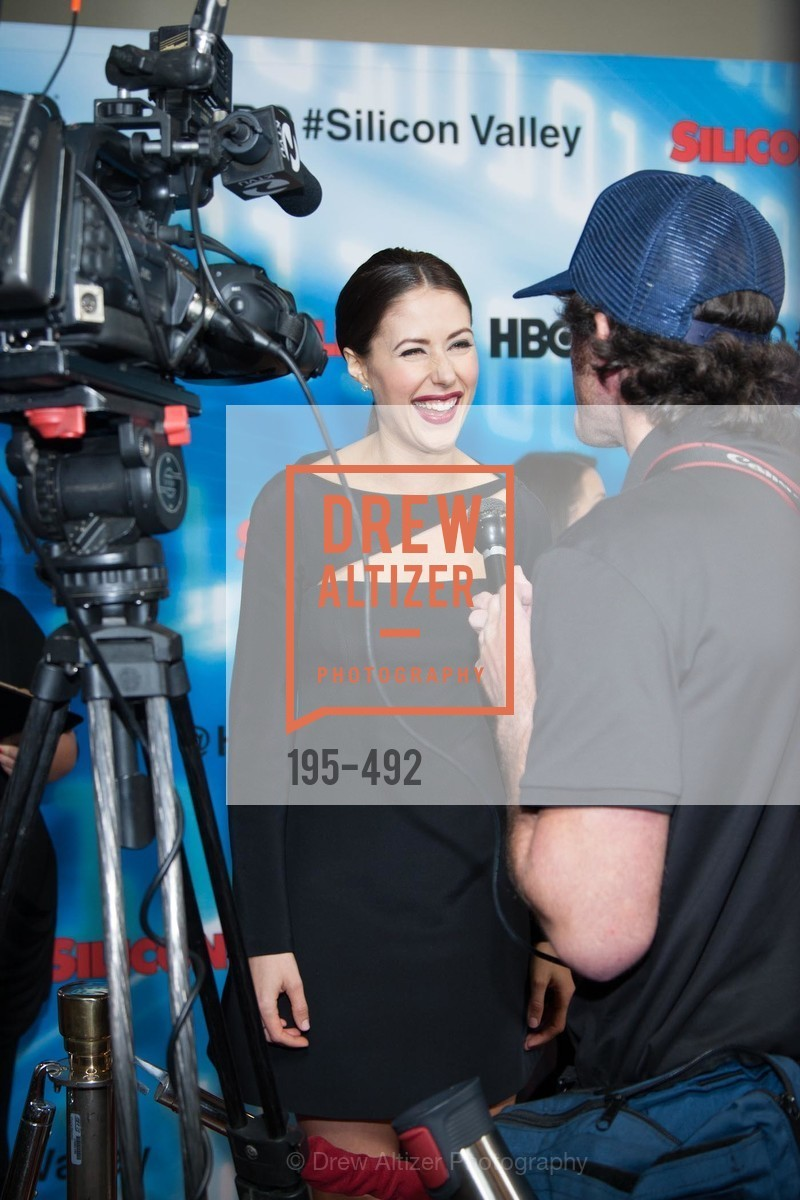 Amanda Crew, HBO Original Series 'Silicon Valley' Bay Area Premiere, US. US, April 2nd, 2014