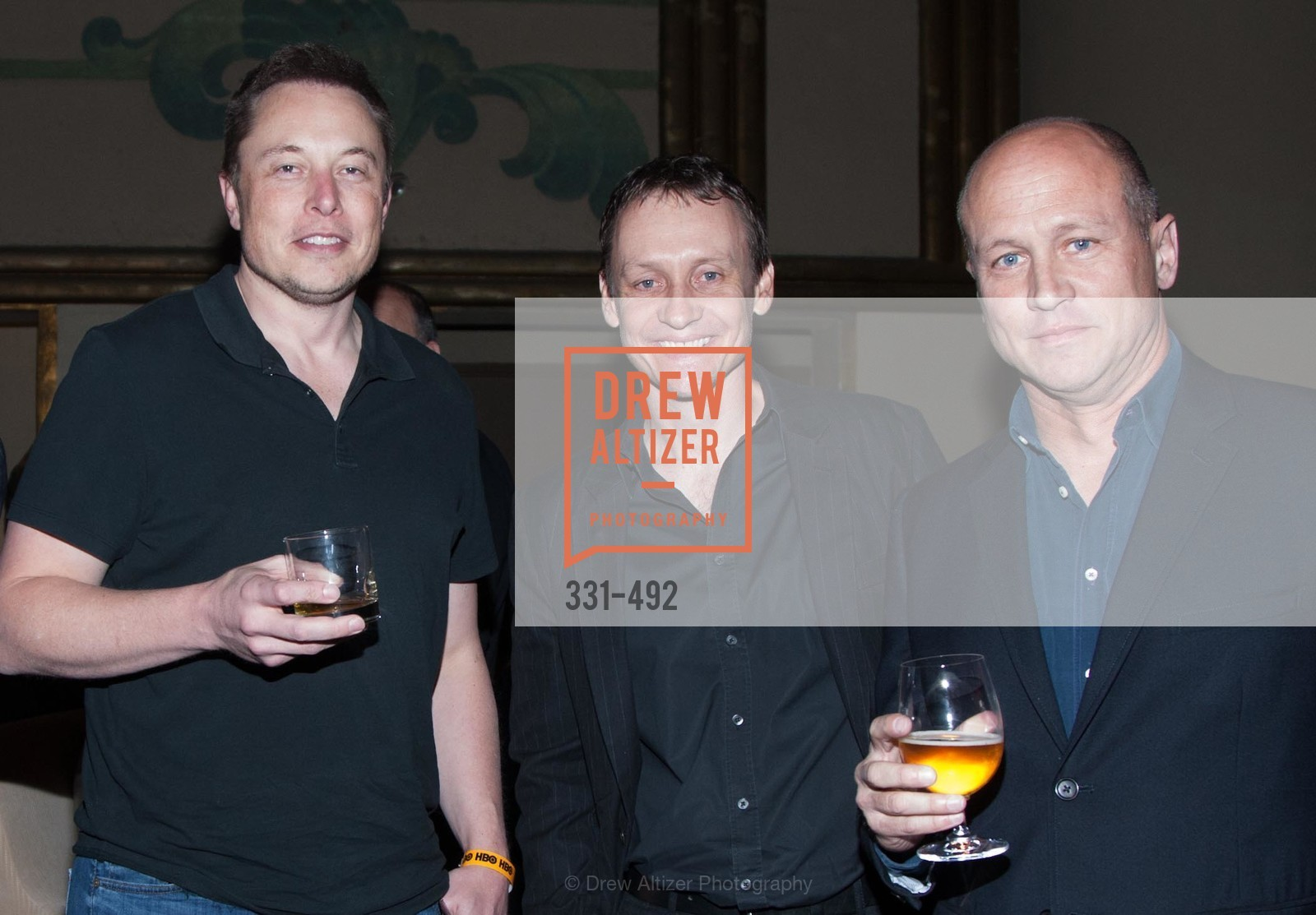 Alec Berg, Mike Judge, HBO Original Series 'Silicon Valley' Bay Area Premiere, US. US, April 2nd, 2014,Drew Altizer, Drew Altizer Photography, full-service agency, private events, San Francisco photographer, photographer california