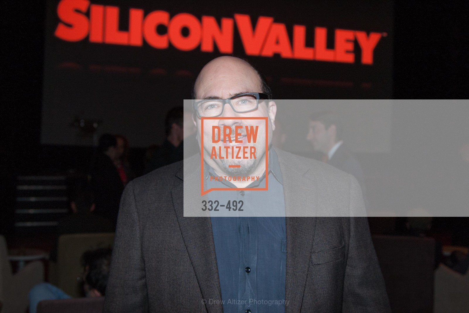 Craig Newmark, HBO Original Series 'Silicon Valley' Bay Area Premiere, US. US, April 2nd, 2014,Drew Altizer, Drew Altizer Photography, full-service agency, private events, San Francisco photographer, photographer california