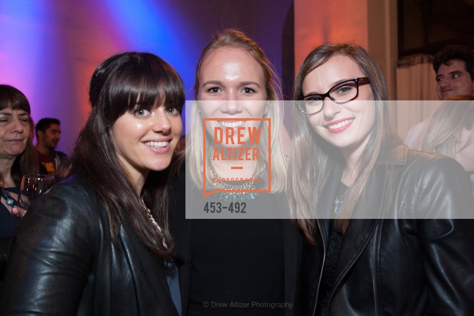 Sarah Hersh-Boyle, Laura Anderson, Maya Rahkonen, HBO Original Series 'Silicon Valley' Bay Area Premiere, US. US, April 2nd, 2014,Drew Altizer, Drew Altizer Photography, full-service agency, private events, San Francisco photographer, photographer california